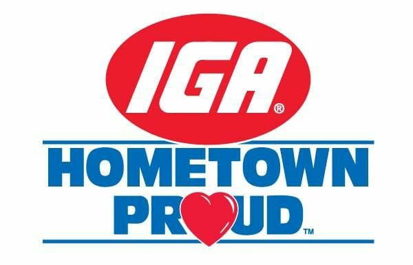 IGA Hometown Proud